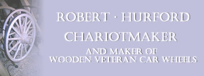 Chariot maker - Robert Hurford